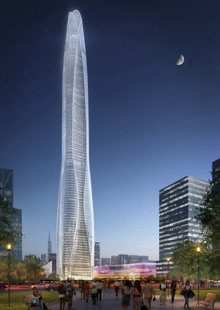 Reinventing the Skyscraper_The world's eighth-tallest structure is anything but conventional_3
