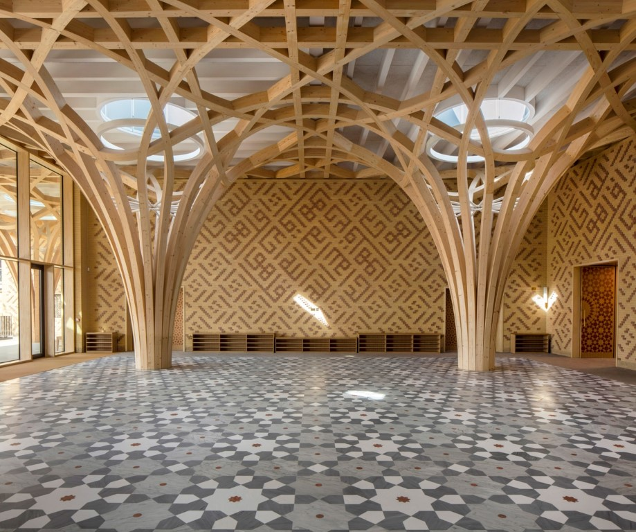 Marks_Barfield_Architects_Cambridge_Mosque_4