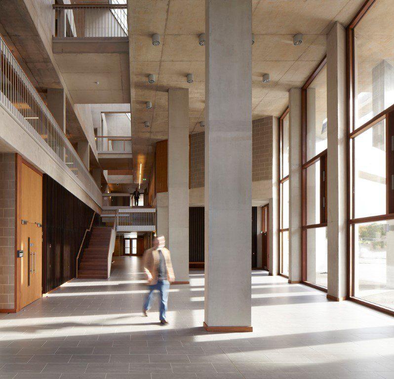 Medical School Limerick University Interior ©Grafton