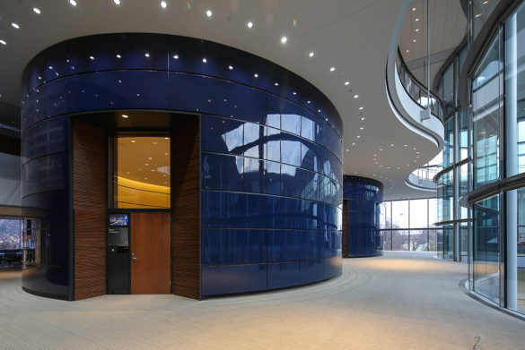Foster + Partners | Yale School of Management | Architects | Interior design | Architecture
