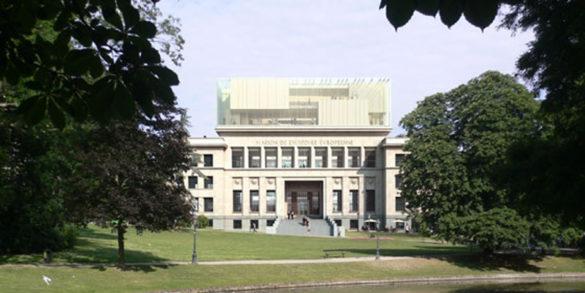 Maison de l'Histoire Européenne   Brussells   Chaix & Morel   JSWD Architects   Modern Museum   Architecture