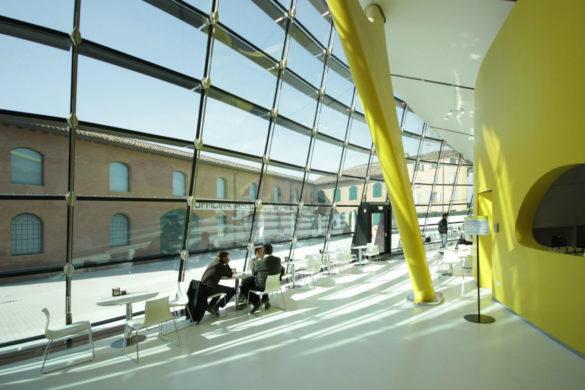 Enzo Ferrari Museum   Modena   Sport Car Design   Future Systems   Architects   IGS Mag