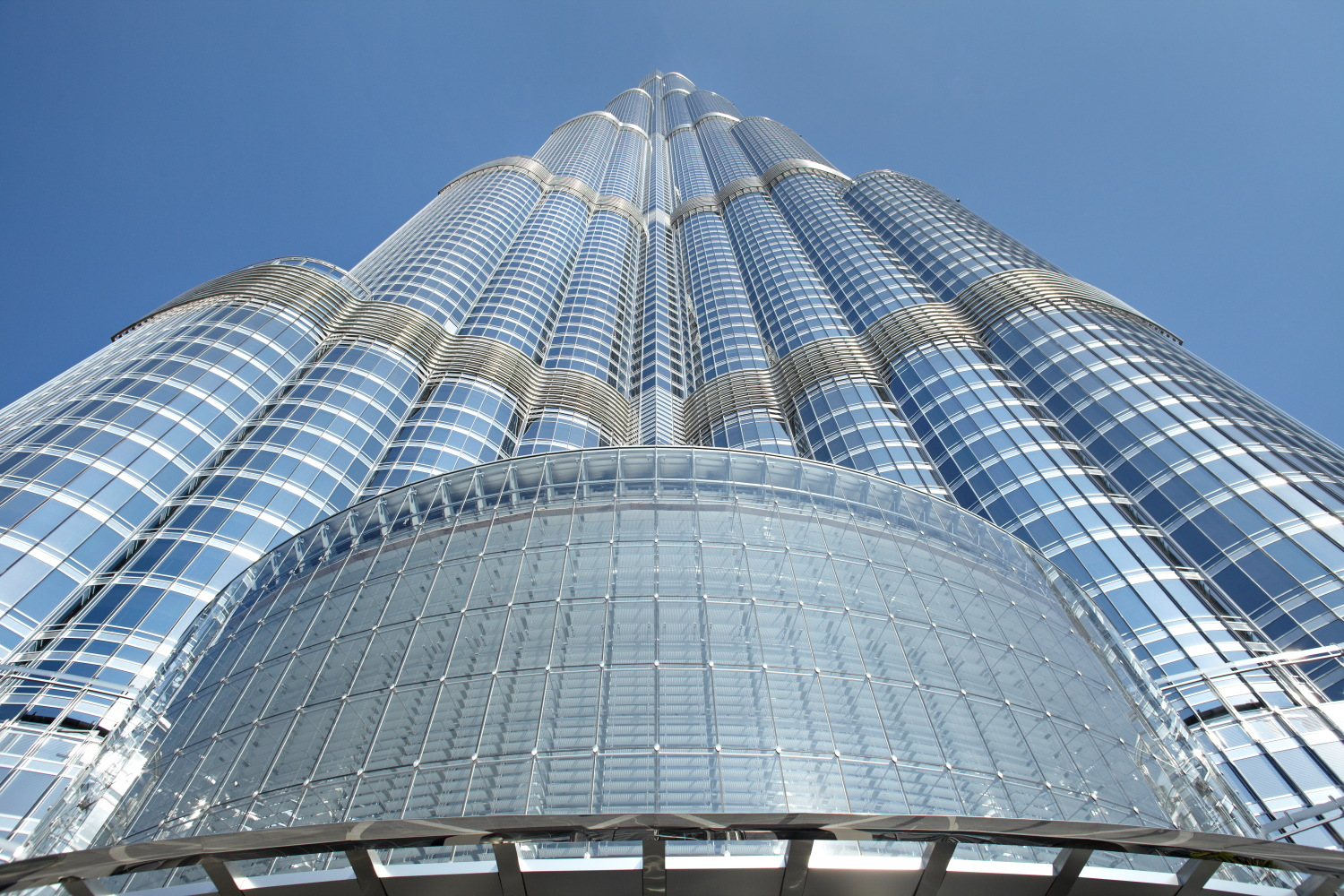 Burj Khalifa | Dubai | Tallest Building in the World | Guardian Glass | Glass Facade | Super Tall Buildings | IGS Mag