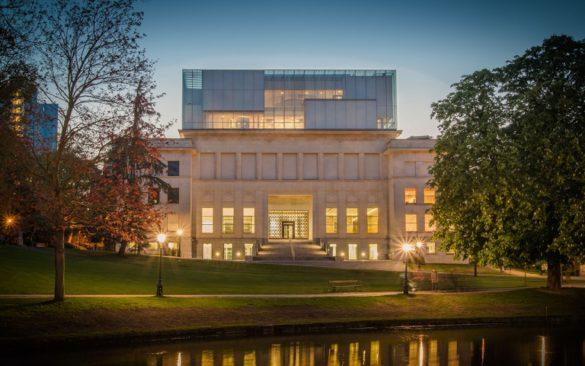 Maison de l'Histoire Européenne   Brussells   Intelligent Glass Solutions   Architectural Design   Engineering