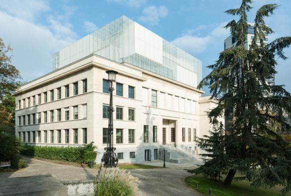 Maison de l'Histoire Européenne   Brussells   Glass Facades   Concept Design   IGS Mag