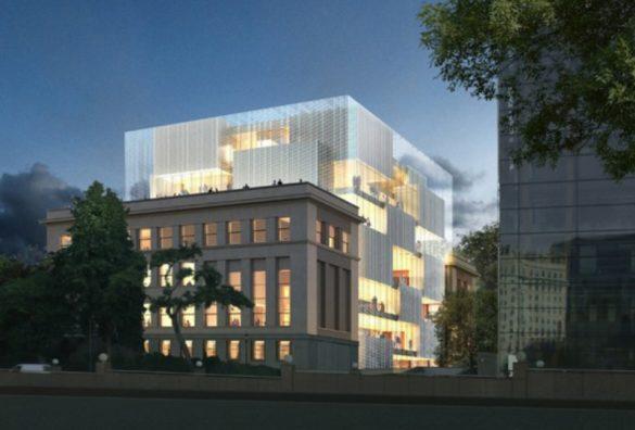 Maison de l'Histoire Européenne   Brussells   Chaix & Morel   JSWD Architects   IGS Mag