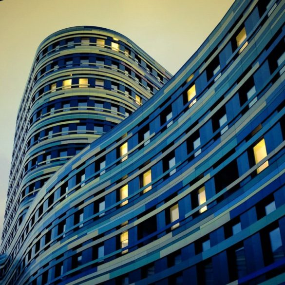 State Ministry for Urban Development and Environment | Breathing Ceramic Façade | Hamburg | Sauerbruch Hutton Architects | Gartner façade