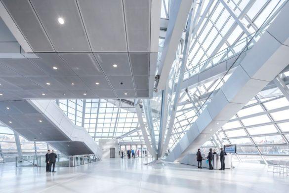 Musée des Confluences | Lyon | France | Gartner | Wolf D. Prix | Stopray Clearvision coating | IGS Mag | Ventilation windows
