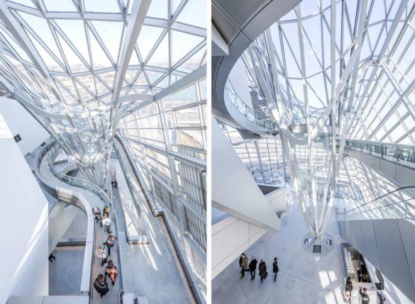 Musée des Confluences | Lyon | France | Gartner | Wolf D. Prix | Coop Himmelb | IGS Mag | natural light-flooded crystal