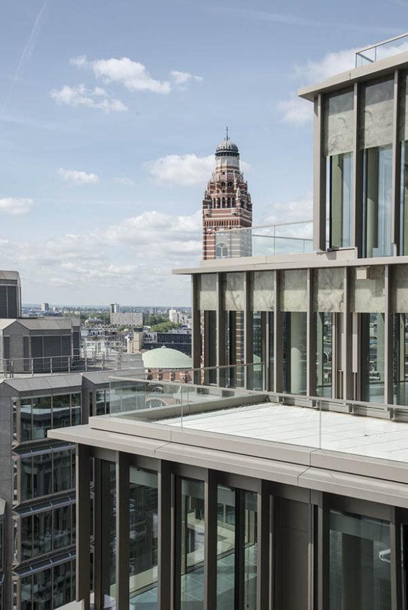 The Zig Zag Building   London   Sue Barr Photo   heat strengthened TVG   solar control coating Sunguard