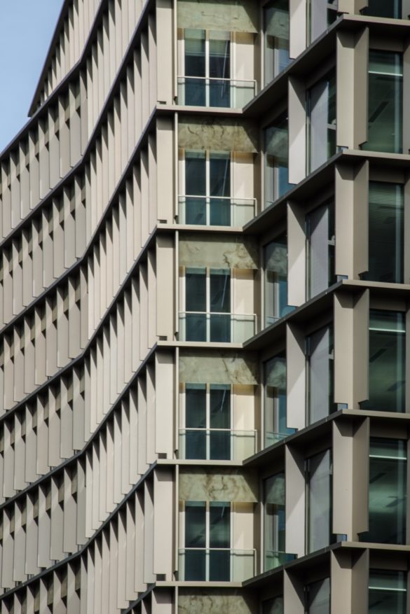 The Zig Zag Building   London   Sue Barr Photo   Double insulating glass   laminated safety glass   IGS
