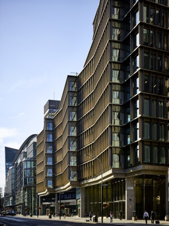 The Zig Zag Building   London   Tim Soar Photo   Lynch Architects   Land Securities   Vertical fins Facade   IGS Mag