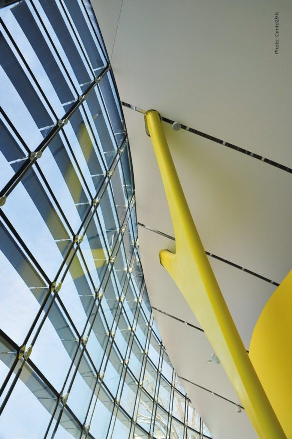 Enzo Ferrari Museum   Modena   Facade Engineering   Flowing Glass   Architectural Design