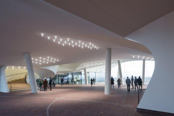 elbphilharmonie | Facade Engineering | Hamburg | ipachrome design | AGC Interpane | Inside the elbphilharmonie | IGS Mag | designed by Herzog & de Meuron