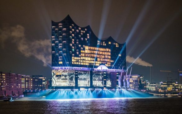 Elbphilharmonie | grand opening | Hamburg | ipachrome design | AGC Interpane | Shimmering Facade | IGS Mag