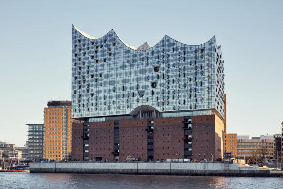 elbphilharmonie | Droplet Coating | Hamburg | ipachrome design | AGC Interpane | Maxim Schulz | designed by Herzog & de Meuron