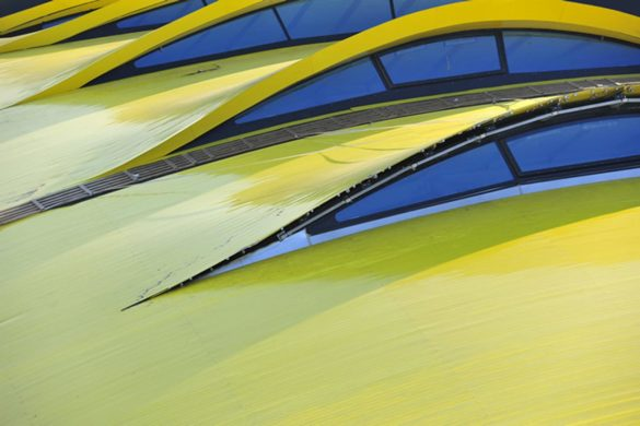 Enzo Ferrari Museum   Modena   Rooftop   energy and comfort   Intelligent Glass Solutions