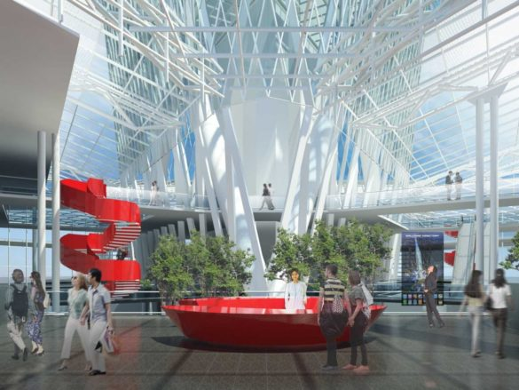 World's First Invisible Tower   Infinity Towers   GDS Architects   Korea   Elevator with a View   IGS Magazine