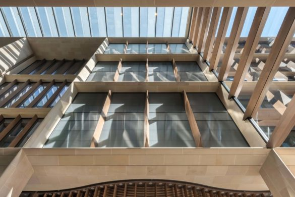 Foster + Partners | Bloomberg European Headquarters | London | Breathing Facade | Exterior Facade