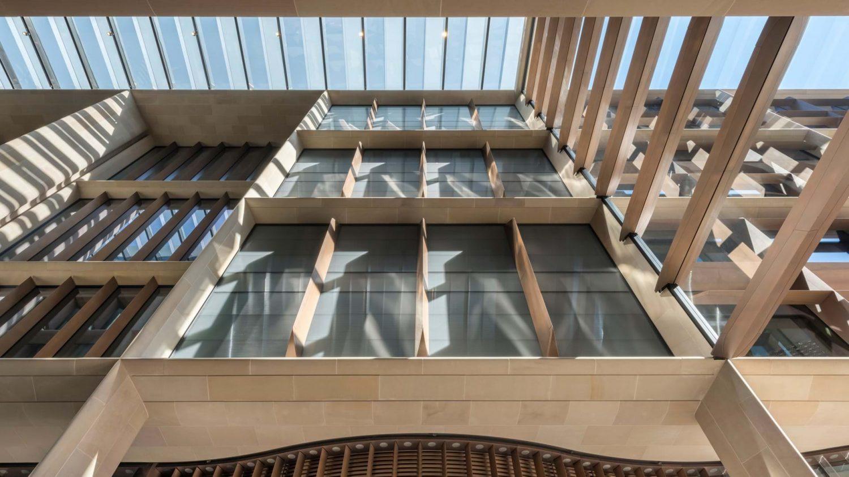 Foster + Partners | Bloomberg European Headquarters | London | Breathing Facade | Exterior Facade