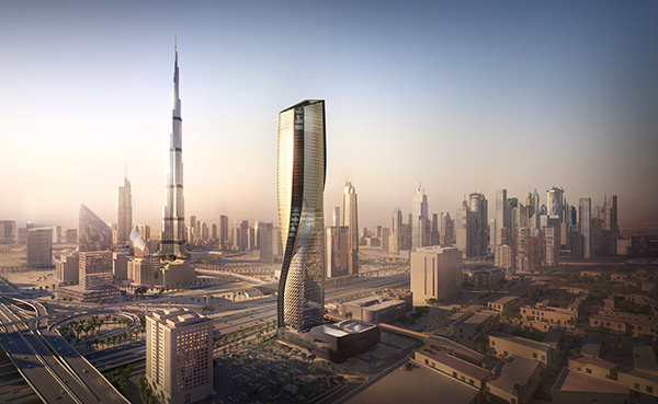 Wasl Tower | Dubai | Facade Rationalization | Press Release | IGS Mag