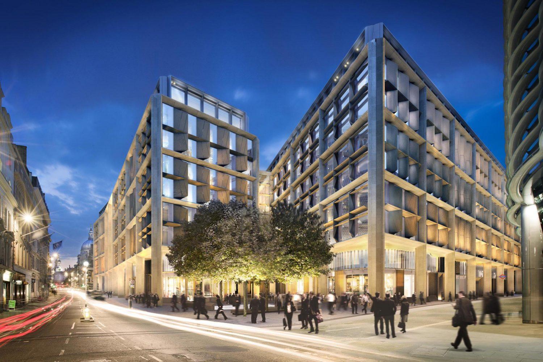 Bloomberg European Headquarters | Interior | Natural Ventilation | London