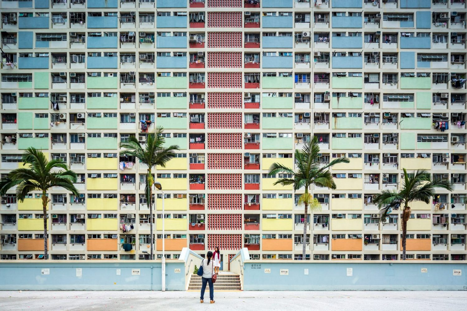 Arcaid | Photograph of the year | Shortlst | IGS mag | Choi Hung Estate | Sense of Place | Fabio Mantovani