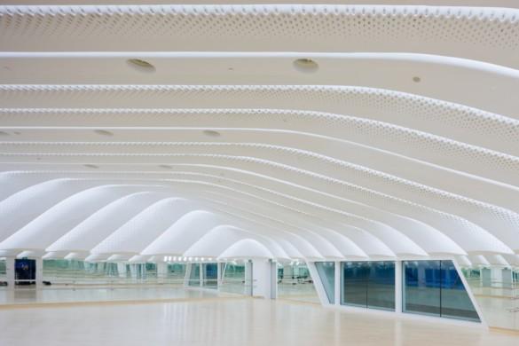 guangzhou opera house | Zaha Hadid Architects | IGS Mag | photography | Iwan Baan | Interior opera house