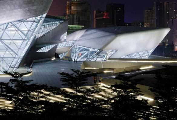 guangzhou opera house | exterior | Iwan Baan | IGS Mag | Glass Facade