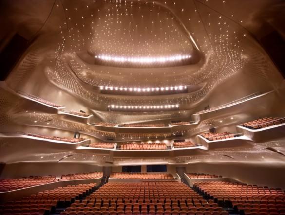 Virgile Simon Bertrand | Opera House | Photography | Interior | IGS Mag
