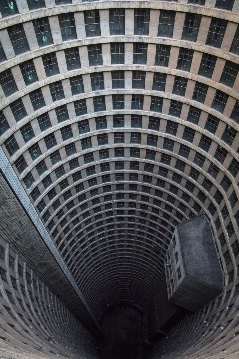 Arcaid | Photograph of the year | Shortlist | IGS mag | Sense of place | Arcaid | Photograph of the year | Shortlst | IGS mag | Exterior | Ponte City Apartments | Ryan Koopmans