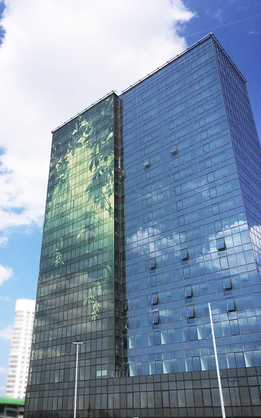 Dip-tech | Green City | Belarus | Press Glass | IGS Mag | Glass technology