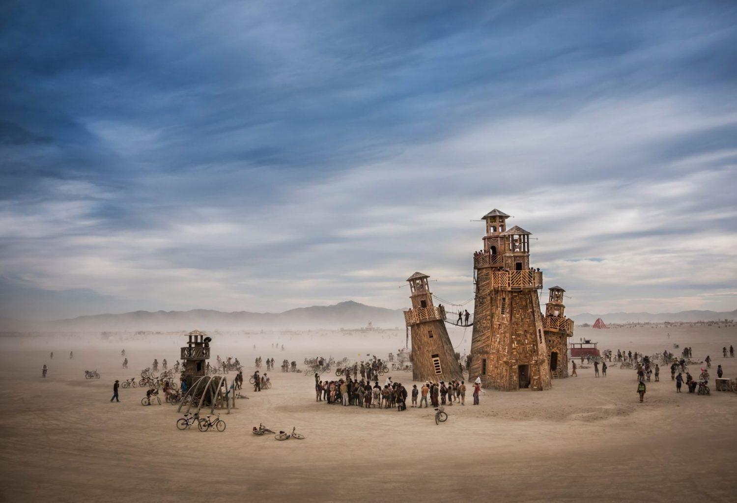 Arcaid | Photograph of the year | Shortlist | IGS mag | Sense of place | Arcaid | Photograph of the year | Shortlst | IGS mag | Sense of Place | Black Rock Lighthouse Service at Burning Man | Tom Stahl