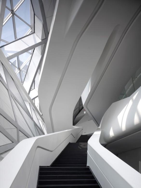 Guangzhou opera house | Christian Richters | Zaha Hadid Architects | Interior