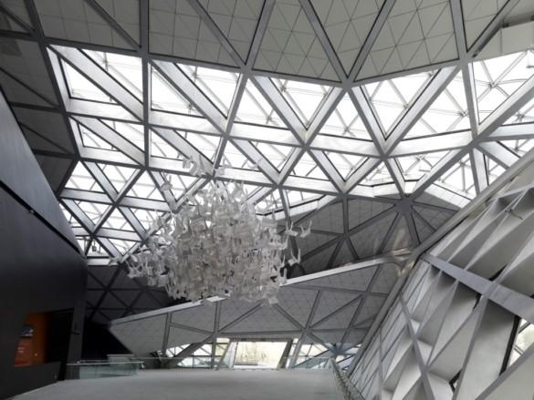 Guangzhou opera house | Christian Richters | Zaha Hadid Architects | Interior | Photography