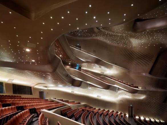 Guangzhou opera house | Christian Richters | Zaha Hadid Architects | Opera House