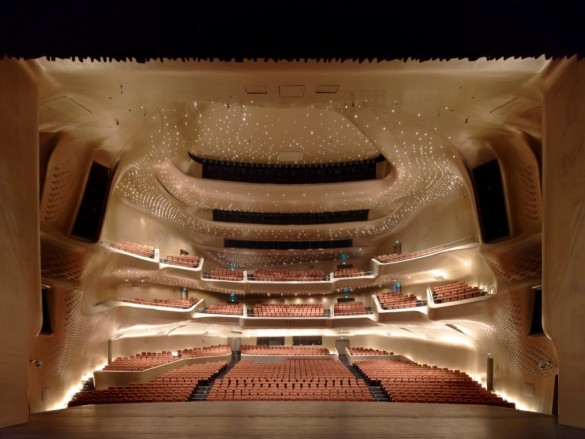 Guangzhou opera house | Christian Richters | Zaha Hadid Architects | Glass and Facade Magazine