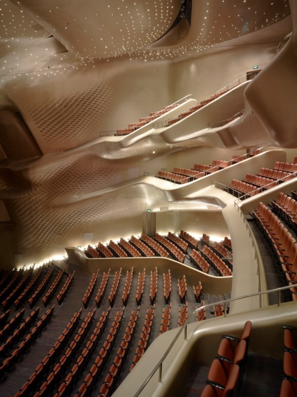 Guangzhou opera house | Christian Richters | Zaha Hadid Architects | Images | Architectural Design