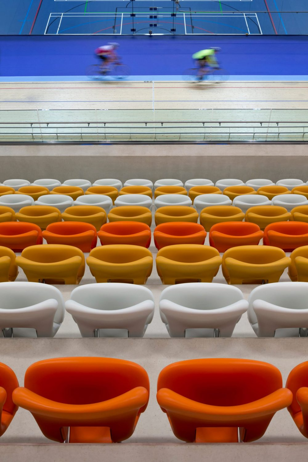 Arcaid | Photograph of the year | Shortlist | IGS mag | Sense of place | Arcaid | Photograph of the year | Shortlst | IGS mag | Buildings in use | Derby Arena Velodrome | Martine Hamilton
