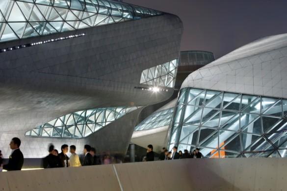 guangzhou opera house | Zaha Hadid Architects | IGS Mag | photography | Hufton and Crow
