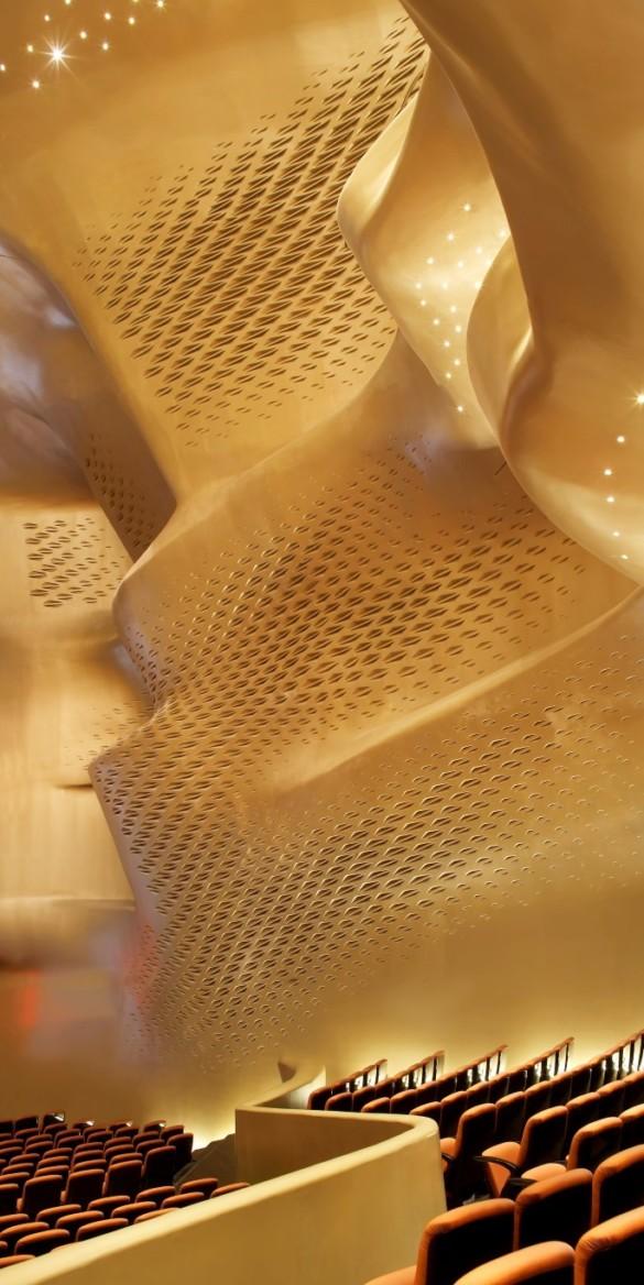Zaha Hadid Architects | Opera House | Interior | IGS Magazine
