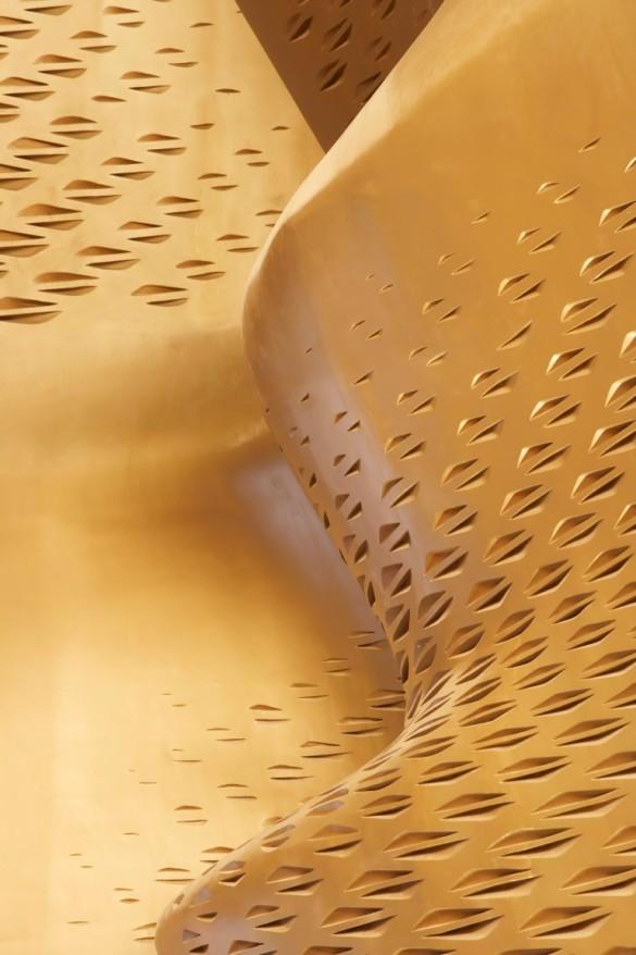 Zaha Hadid Architects | Opera House | Interior | Facade Detail