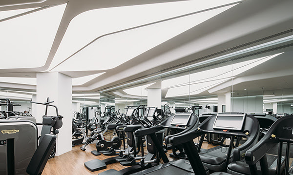 The Canaletto Tower | London | UNstudio | IGS Mag | Gym | fitness