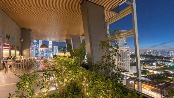South Beach | Singapore | Foster + Partners | IGS Magazine | Balcony