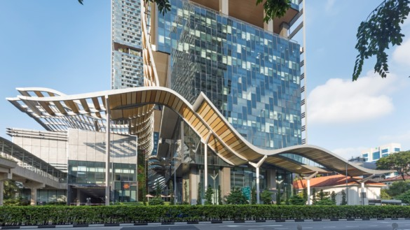 South Beach | Singapore | Foster + Partners | IGS Magazine | Projects