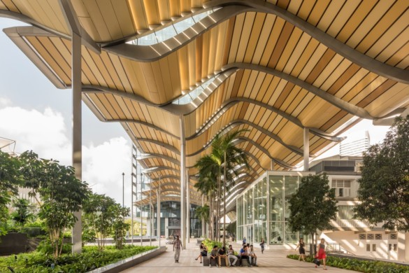 South Beach | Singapore | Foster + Partners | IGS Magazine | Design