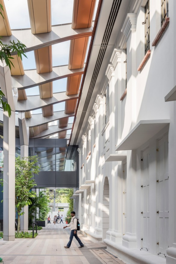 South Beach | Singapore | Foster + Partners | IGS Magazine | Cladding