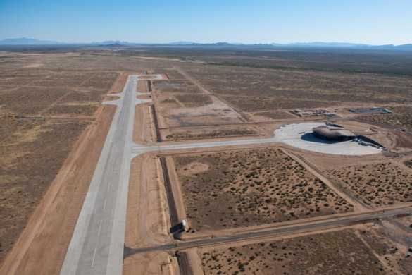 Spaceport America: The home of Virgin Galactic