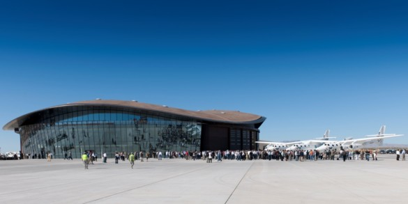Spaceport America | New Mexico | Virgin Galactic | IGS Magazine | Glass and Facade Architecture