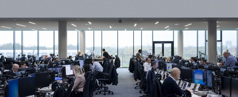 Nordea HQ   Copenhagen   Bank   Henning Larsen   IGS Magazine   Trading Floor